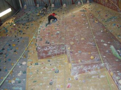 CRS Adventures Climbing