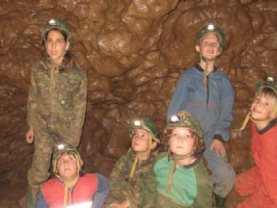 Indie Outdoors Caving
