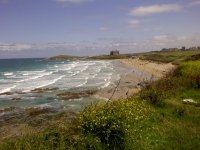 The waters of Cornwall