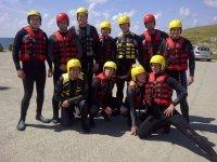 Great group of coasteers