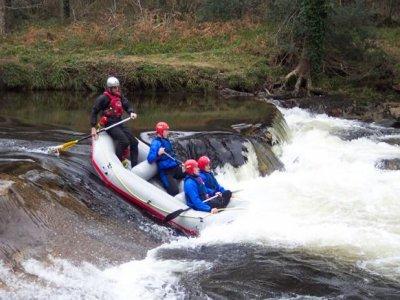 CRS Adventures Rafting