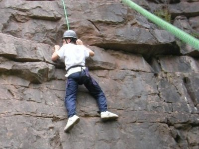 Drummond Outdoor Abseiling