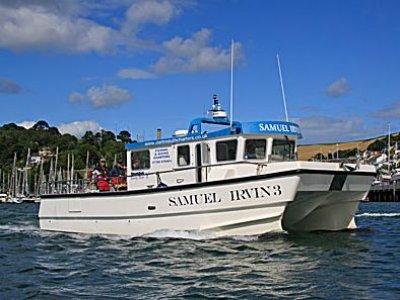 Samuel Irvin Boat Trips