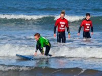 Whitby surfing