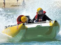 Powerboating Cornwall 1