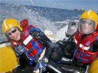 Powerboating Cornwall 3