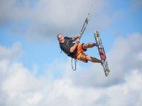 Kitesurfing tricks