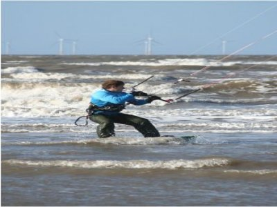 Kitesurfing Lessons Wales