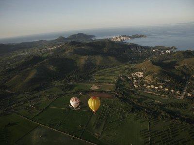 Ride on balloon, Mallorca, Children fee