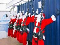 Santa training