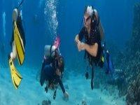 Open water diving