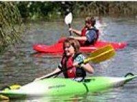 Kayak racing