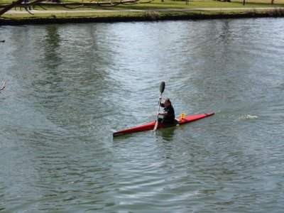 Adventure Dolphin Pangbourne Kayaking