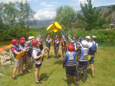 Ultimate Activity Company Canoeing