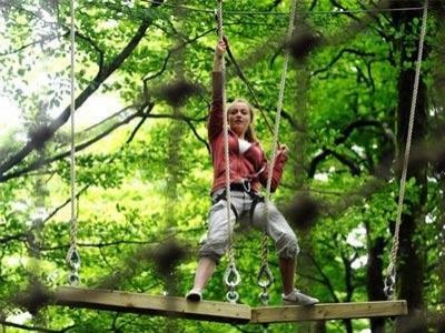Activity Booking Office High Ropes