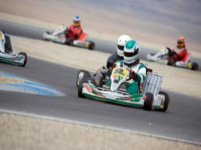 Activity Booking Office Karting
