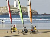 Blow karting Cornwall