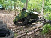 Mini Tank Driving Cornwall