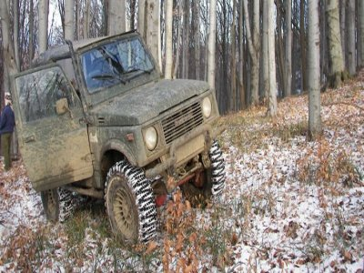Ultimate Activity Company 4x4 Tours