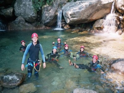 Dynamic Adventures - South West Canyoning