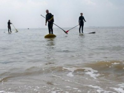 2-2-1 Stand Up Paddleboarding Tuition Essex