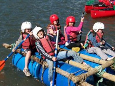 The Venture Centre Rafting