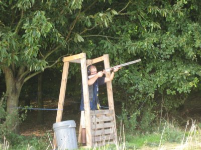 Moving Targets Clay Shooting