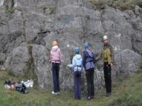 Climbing and Abseiling are also available.