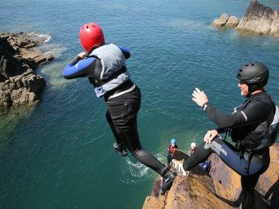 TYF Coasteering