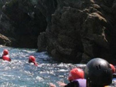 EBO Adventure Penhale Coasteering