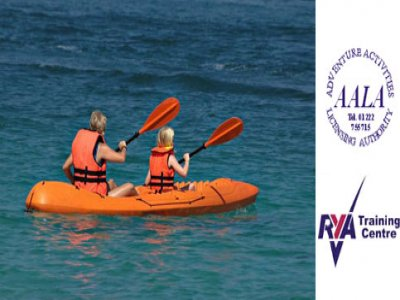 Elie Watersports Kayaking