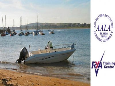 Elie Watersports Boat Trips