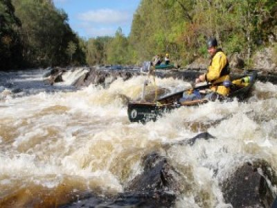 Standing Waves Canoeing