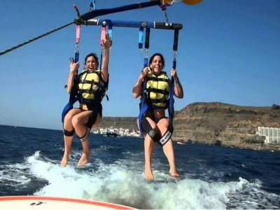 H2o Sports Lanzarote Parascending