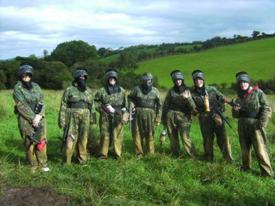 Adventure Tours NI Paintball