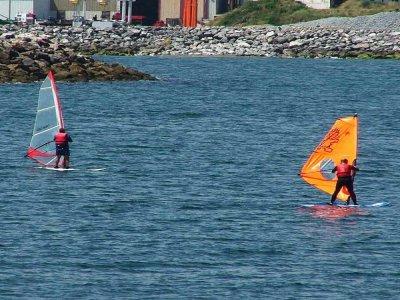 Bahía de Gijón Windsurf