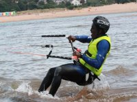 Learn to Kitesurf with the best of them