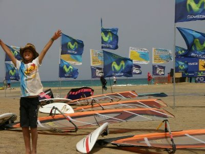 Edge Watersports Windsurfing