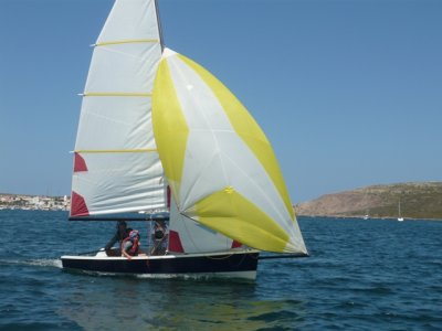 Wind Fornells Vela