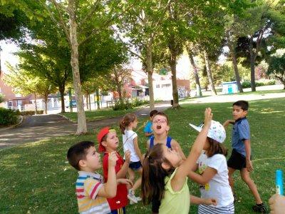 Eduteka Secuoyas Campamentos Urbanos