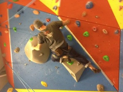 Children´s Climbing Birthday Party Hayley Island