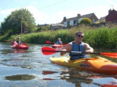 Epic Ventures Kayaking