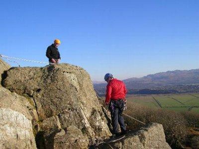 OMG Adventures Climbing