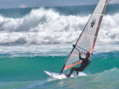 Escuela de Vela Ses Salines Windsurf