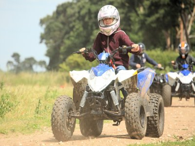 Quad Biking Experience in Bury St. Edmunds for 30m