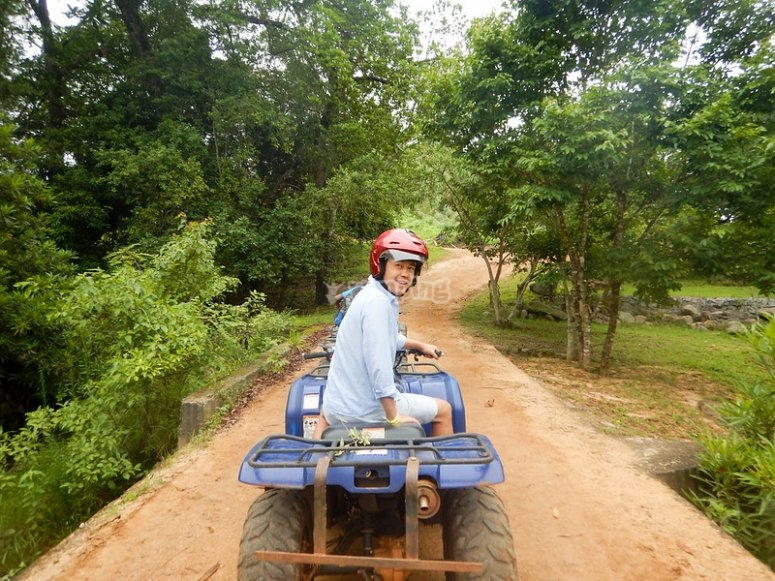 You will love Quad Biking with us