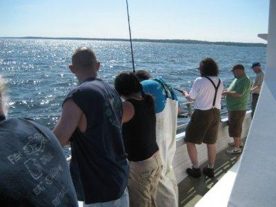 MW Marine Fishing Boats
