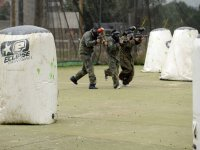 tournament paintball in action 3