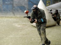 tournament paintball in action 5