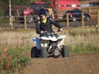 quad track